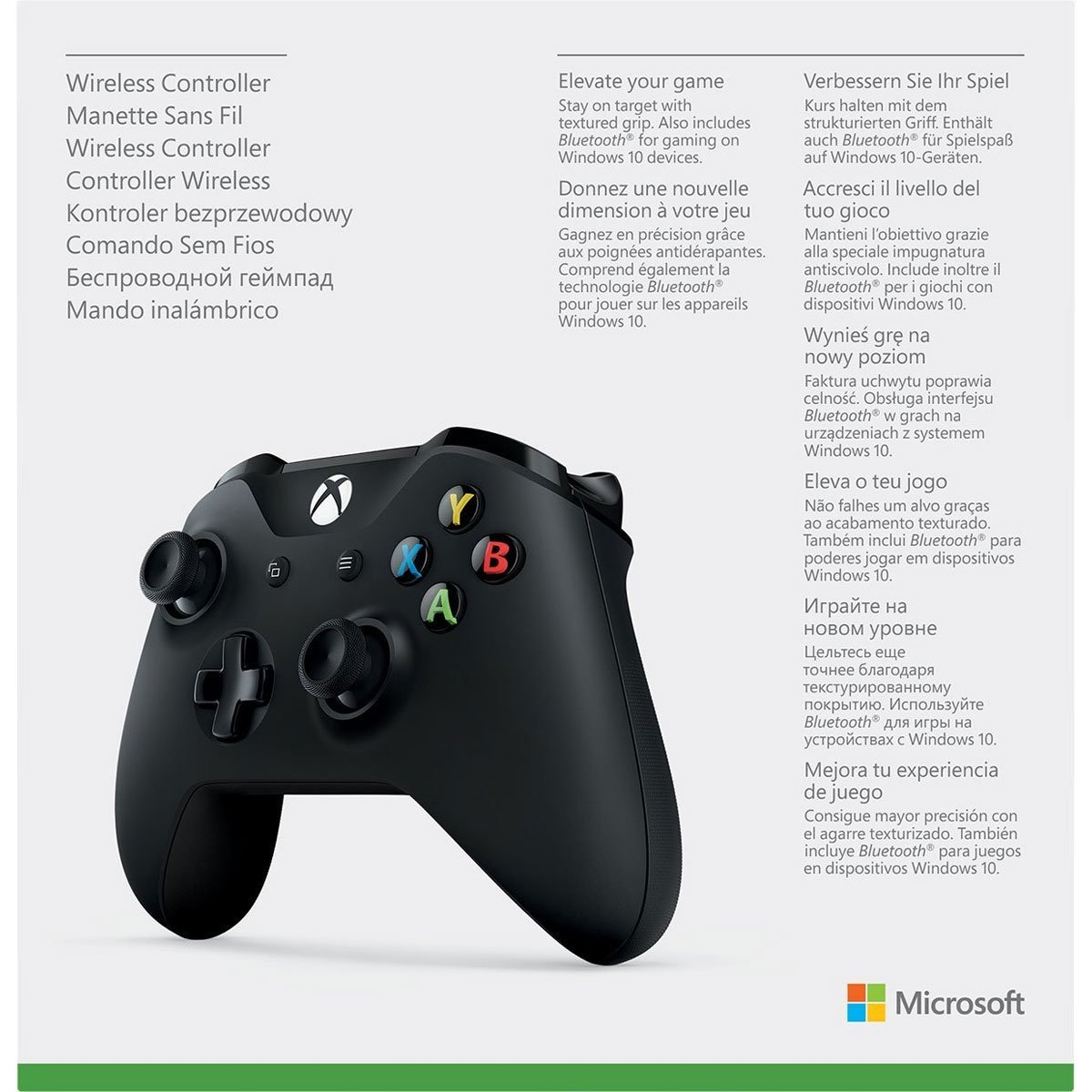 Xbox One Wireless Controller Hubelec
